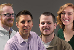 Marriner Marketing Promotes Four Digital and Creative Team Members