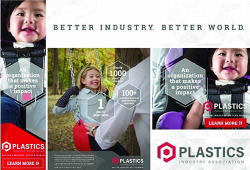 Marriner Marketing Communications Supports the Plastics Industry Association in Launching New Brand Identity and Awareness Campaign